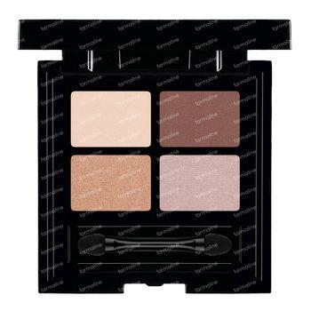 Les Couleurs De Noir Soft Touch Oogschaduw Quattro 02 Warm 4 g