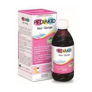 Pediakid Neus-Keel 250 ml oplossing