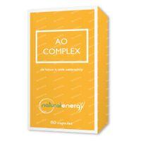 Natural Energy AO Complex 60  capsules
