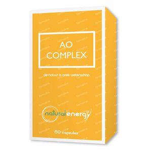 Natural Energy AO Complex 60 St Capsules