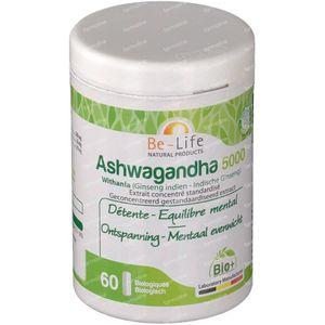 Be-Life Ashwagandha 5000 60 cápsulas