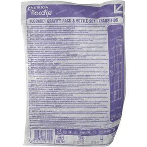 Nutricia Flocare Gravity & Bottle Set Transit 589754 1 St