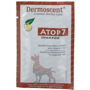Dermoscent Atopic 7 Shampoo Dog Cat 300 ml