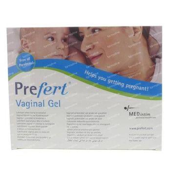 Prefert Lubrifiant Vaginal Applicateur + 24 ml