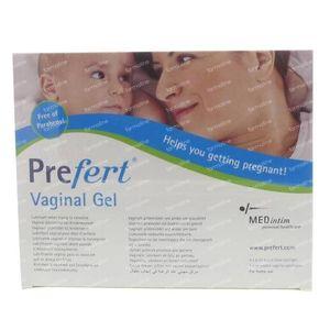 Prefert Vaginal Lubricant Applicator + 24 ml