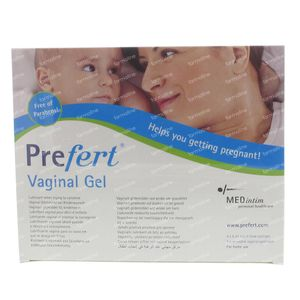 Prefert Vaginaal Glijmiddel Applicator + 24 ml