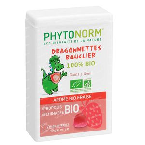 Phytonorm Dragonnettes Schild Gom 40 g