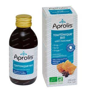 Be-Life Aprolis Toutonique Bio 150 ml siroop