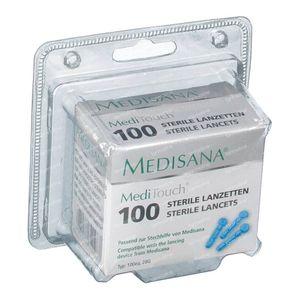 Medisana Meditouch Lancet 100 stuks