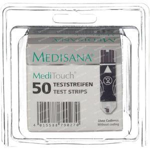 Medisana Meditouch Teststrips 79027 50 stuks
