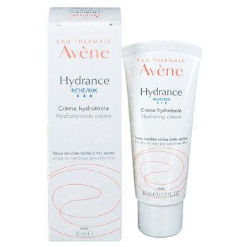 Avène Hydrance Reiche Creme 40 ml