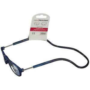 Pharmalens Clipyreader Blauw +3.00 1 stuk