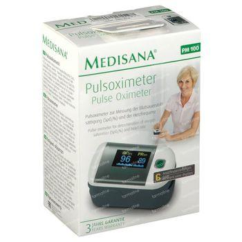 Medisana PM 100 Oxymètre De Pouls 79455 1 pièce