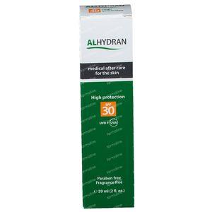 Alhydran Zonnecrème Spf30 59 ml