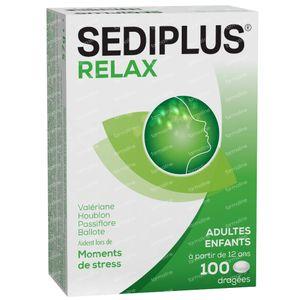 Sediplus Relax 100 comprimés