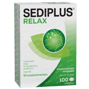 Sediplus Relax 100 tabletten