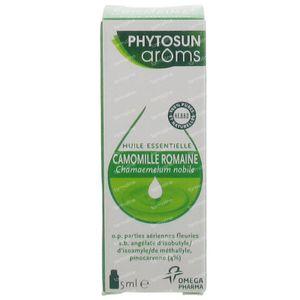 Phytosun Camomile Essential Oil 5 ml