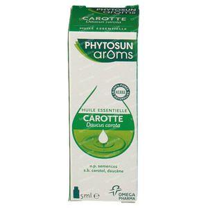 Phytosun Wortel Zaad Essentiële Olie 5 ml