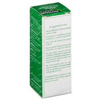 Phytosun Spar Siberie Essentiële Olie 10 ml