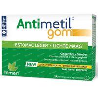 Antimetil Gom 24  kaukapseln