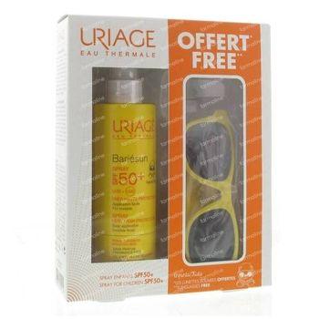 Uriage Bariesun Spray Enfant SPF50+ + Lunettes De Soleil Gratuites 200 ml