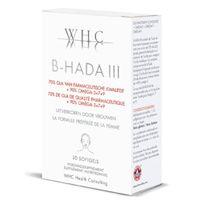 WHC B-Hada lll 30  softgels