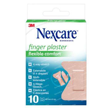 Nexcare Vingertoppen Pleisters 1 Maat NFP001W 10 stuks