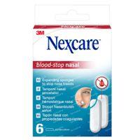 Nexcare Bloedneus Stop Geïmpregneerd Met M-doc9 N1700 1 stuk