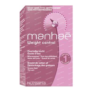Nutrisante Manhae Weight Control 120 tabletten