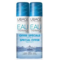 Uriage Thermal Wasser DUO 2x300 ml spray