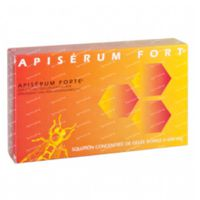 Apiserum Forte Bio 5ml 1000mg 24  ampullen