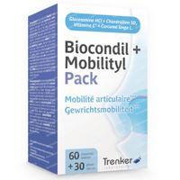 Biocondil et Mobilityl Duopack 60 Comprimés + 30 capsules 1  set