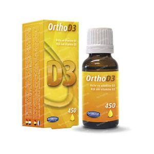 Orthonat Ortho D3 20 ml