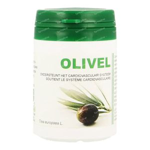 Soria Natural Olivel 60 tablets