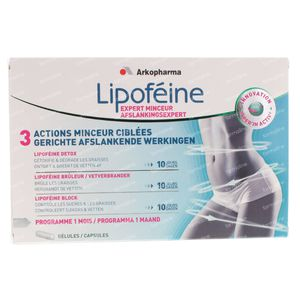 Lipoféine Expert Minceur 105 capsules