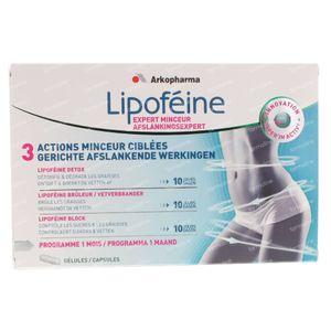 Lipoféine Expert Slankheid 105 St Capsules
