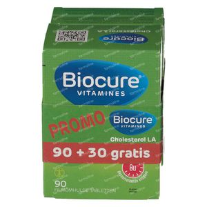 Biocure Cholesterol Long Action 45  Tabletten
