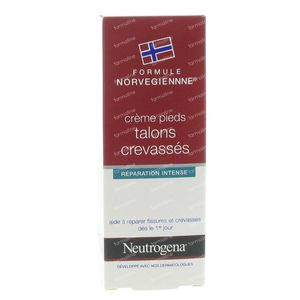 Neutrogena Cream Heel Fissures 40 ml
