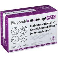 Biocondil 180 Tabletten + Mobilityl 90 Capsules 1  set