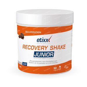 Etixx Recovery Shake Junior Chocolade 400 g