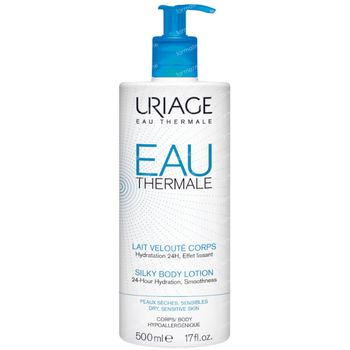 Uriage Lait Veloute Corps 500 ml