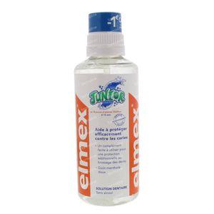Elmex Mouth Wash Junior Promo Lowered Price 400 ml