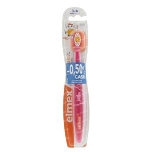 Elmex Supple Toothbrush Children Promo Lowered Price 1 pezzo