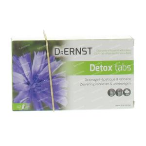 Dr Ernst Detox Duopack 42 Tablets And Tea 42 + 20 pieces