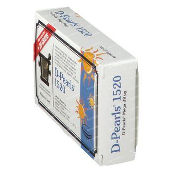 Pharma Nord D-Pearls 1520 + 20 Capsules GRATUIT 100+20 capsules