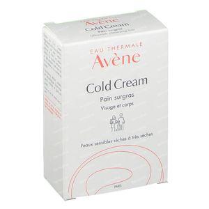 Avène Cold Cream Overvette Zeep 100 g
