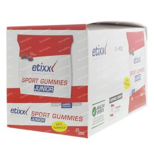 Etixx Sport Gummies Junior 480 g