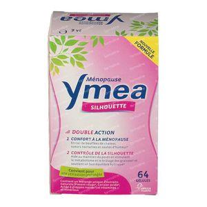 Ymea Menopause & Silhouette Nouvelle Formule 64 capsules