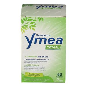 Ymea Total New Formula 60 tablets