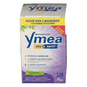 Ymea Dag En Nacht Nieuwe Formule Duo 2x64 capsules